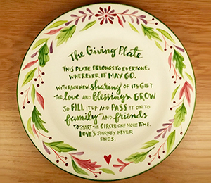 Camp Hill The Giving Plate