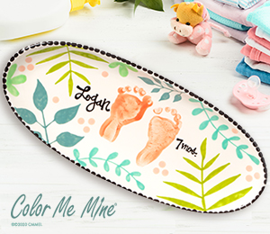 Camp Hill Tropical Baby Tray