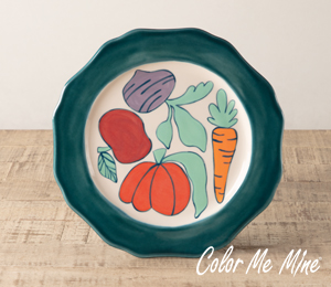 Camp Hill Produce Plate